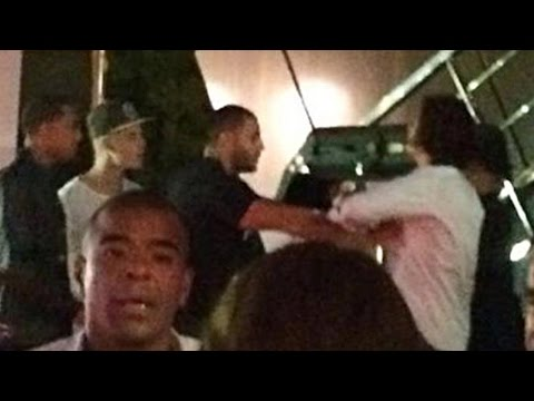 At - Footage of Justin Bieber being punched by Orlando Bloom is going viral, as video surfaces of the alleged incident. The troubled singer is not receiving much sympathy over the situation. -----------...
