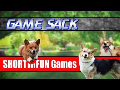 Short but Fun Games - Game Sack