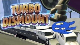 3. Turbo Dismount - SANIC GO FAST