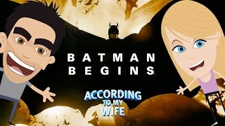 Nonton Batman Begins According To My Wife Film Subtitle Indonesia Streaming Movie Download
