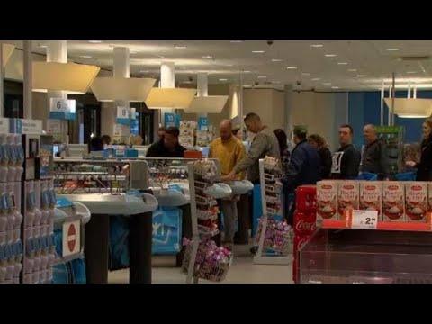 Ευρωζώνη: Πληθωρισμός σε υποτονικά επίπεδα