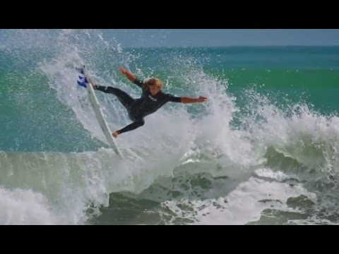 Safety Video Air New Zealand-World Surfing Champions