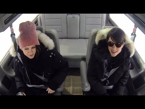 Out and About with Tegan and Sara