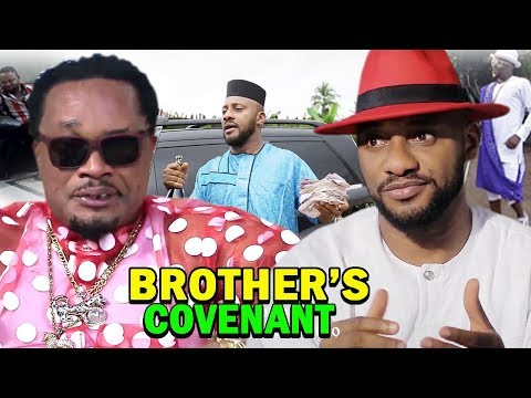 """BROTHER'S COVENANT Season 3&4 """" New Hit Movie"""" (Yul Edochie) 2019 Latest Nigerian Nollywood Movie"""