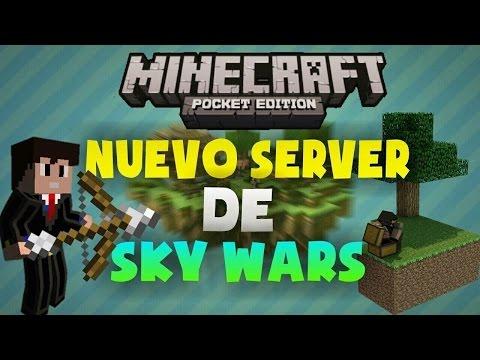 Сервера Minecraft PE для 0.13.0 и 0.13.1 версий