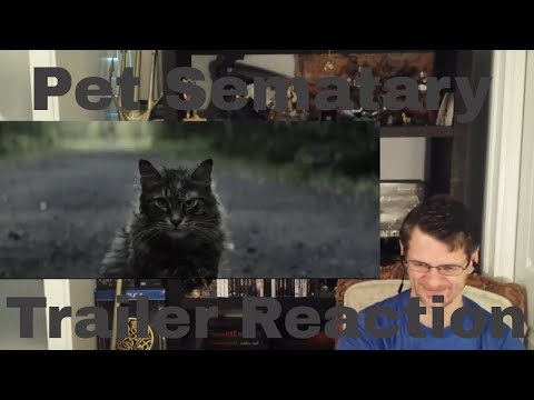 Pet Sematary Trailer Reaction