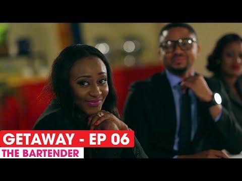 THE GETAWAY EP6 -  THE BARTENDER  - FULL EPISODE #THEGETAWAY
