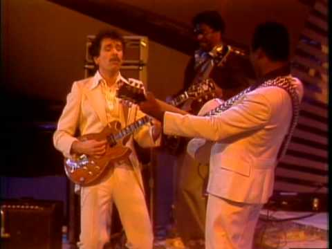 George Benson & Carlos Santana - Breezin'