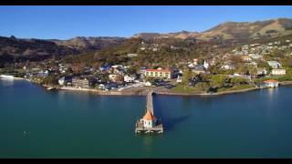 Akaroa New Zealand  City pictures : Akaroa - New Zealand 4k drone
