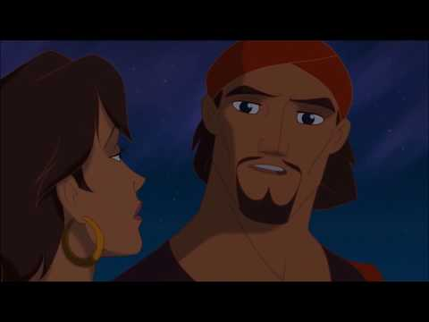 Sinbad: Legend of the Seven Seas - Marina & Sinbad clip
