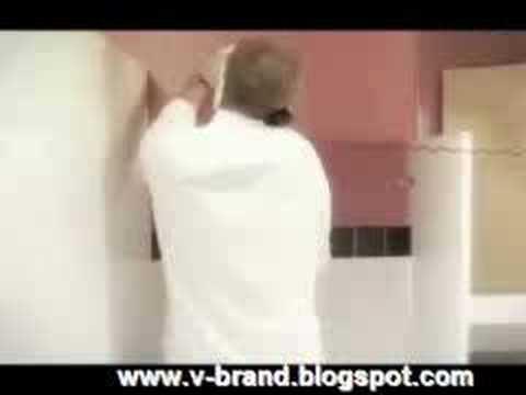 Urinal Mishap