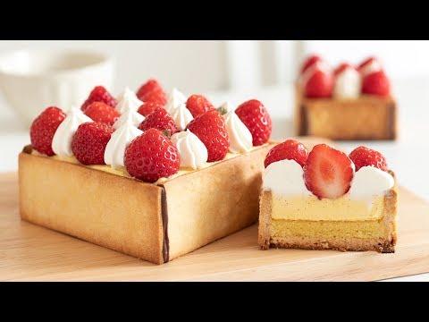 いちごタルトの作り方 Strawberry tart|HidaMari Cooking - Thời lượng: 14 phút.