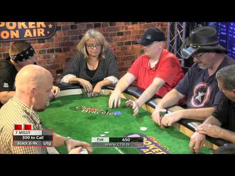 S5G8P2 CTB Chase The Bracelet Season 5 Game 8   Poker Game Show by Poker On Air
