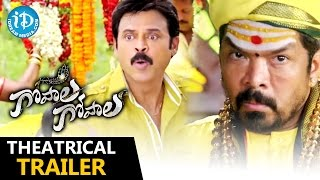 Nonton Gopala Gopala Movie Theatrical Trailer   Pawan Kalyan   Venkatesh   Shriya Saran Film Subtitle Indonesia Streaming Movie Download