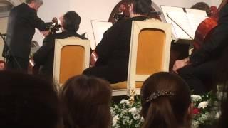 Эдисон Васильевич Денисов — Chant d'Automne — Денисов Э.В. — видео