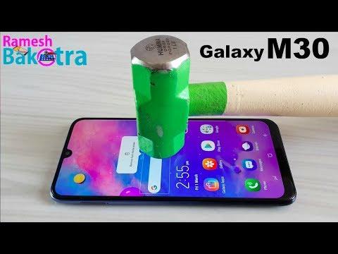 Samsung Galaxy M30 Screen Scratch Test - Thời lượng: 3 phút, 11 giây.