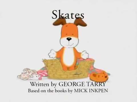 Kipper the Dog season 5 episode 9 Skates