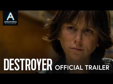 DESTROYER | Official Trailer