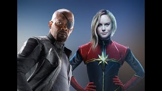 Was rumoured and now confirmed that Nick Fury will return in the Captain Marvel Movie, here are my thoughts!Subscribe and comment down below!www.Facebook.com/TheGingerGeek06www.twitter.com/TheGingerGeek06