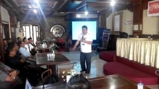 Bojonegoro Indonesia  city images : E Dinar Meeting Leader Di Bojonegoro, Indonesia 2016 08 09