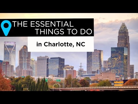 Things To Do In Charlotte, North Carolina