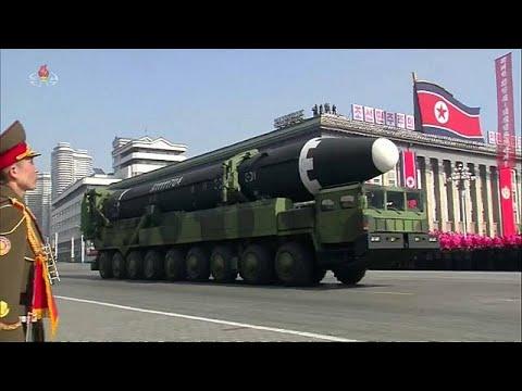 Nordkorea will Atom- und Raketentests aussetzen