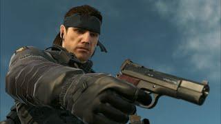 Metal Gear Solid V: Solid Snake vs Sniper Wolf (Mod)
