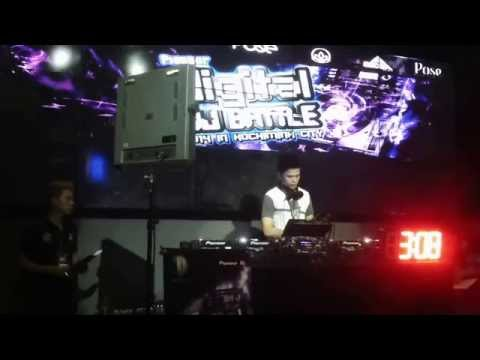Cuộc Thi Vietnam Digital DJ Battle 2014_ Bảng B_Khương Bảo Khang