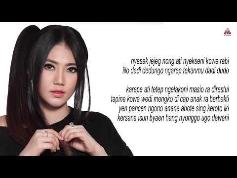 Via Vallen - Ra Jodo (Official Lyric Video)