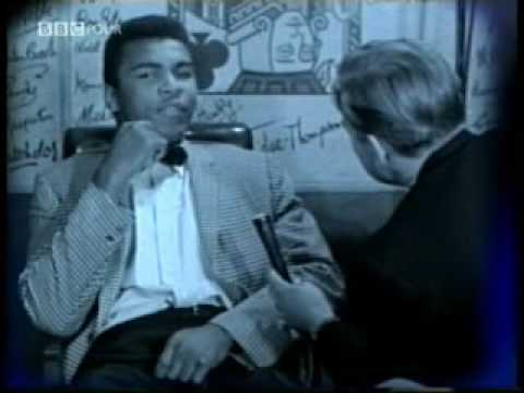 Cassius Clay - Harry Carpenter & Sir Henry Cooper talks about Cassius Clay's impact on the BBC in the 60's.