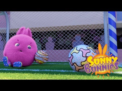 Cartoons for Children | SUNNY BUNNIES - FOOSBALL CUP | Funny Cartoons For Children