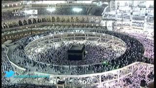صلاة التهجد من الحرم المكي ليلة 21 رمضان 1434هـ للشيخ سعود الشريم كاملة