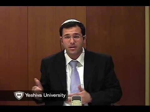 Dr. Tsuriel Raschi: Medienethik und Judentum