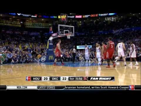 Jeremy Lin Highlights vs. Thunder 3/11/2014
