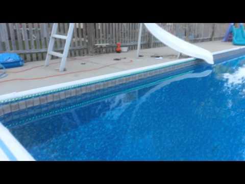 LED Pool Lighting project