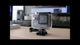 Video How to use the 4k Action Camera Tutorial! (Re-uploaded) MP3, 3GP, MP4, WEBM, AVI, FLV Mei 2019