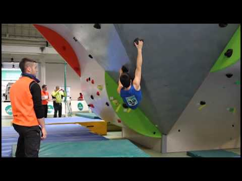 Final Copa Open Escalada (2)