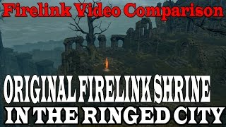 Heyy, that's pretty epicIt's the ORIGINAL Firelink Shrine.====================================================Feel free to support my Patreon, so I can buy a new microphone!https://www.patreon.com/user?u=4557506====================================================
