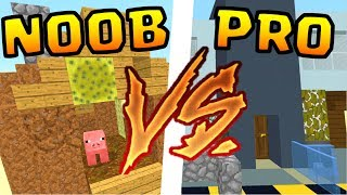 Video MAISON DE GROS NOOB VS MAISON DE PRO MINECRAFT ! MP3, 3GP, MP4, WEBM, AVI, FLV Juli 2017