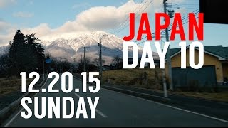 Morioka Japan  city images : Robby's VLOG // Japan Day 10 // Mt Iwate in Morioka Japan
