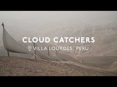 Cloud Catching: Harvesting Water from Fog