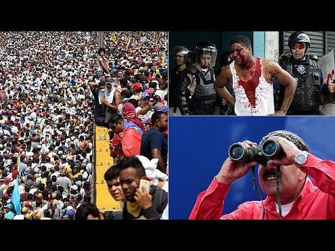 Έκρυθμη η κατάσταση στη Βενεζουέλα – Τρεις νεκροί στις ταραχές