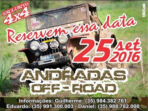 Jeep Clube Andradas - Andradas Off Road 2008