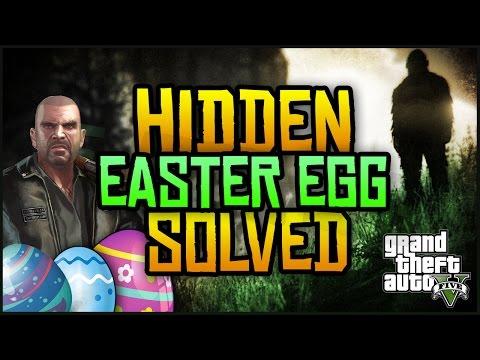 GTA 5 Easter Eggs - SECRET Easter Egg Mystery SOLVED! (GTA 5 EPIC TRIBUTE)