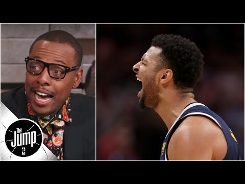 Video: Nuggets are 'absolutely' second best team in West - Paul Pierce | The Jump