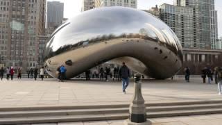 An Hour at Chicago's Millennium Park