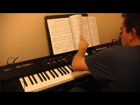 She's Out Of My Life - Josh Groban video tutorial preview