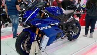 10. NEW 2018 Yamaha YZF-R6