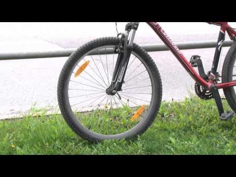 Valmierā pirmo reizi notikusi velosipēdistu skaitīšana