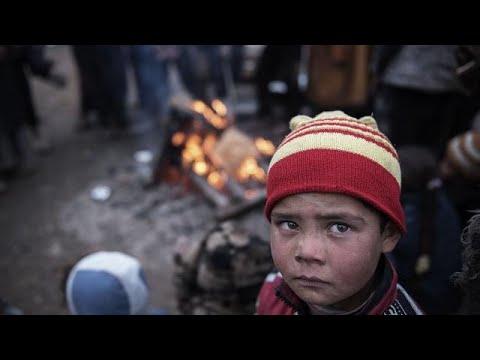 Τα παιδιά του πολέμου το 2017